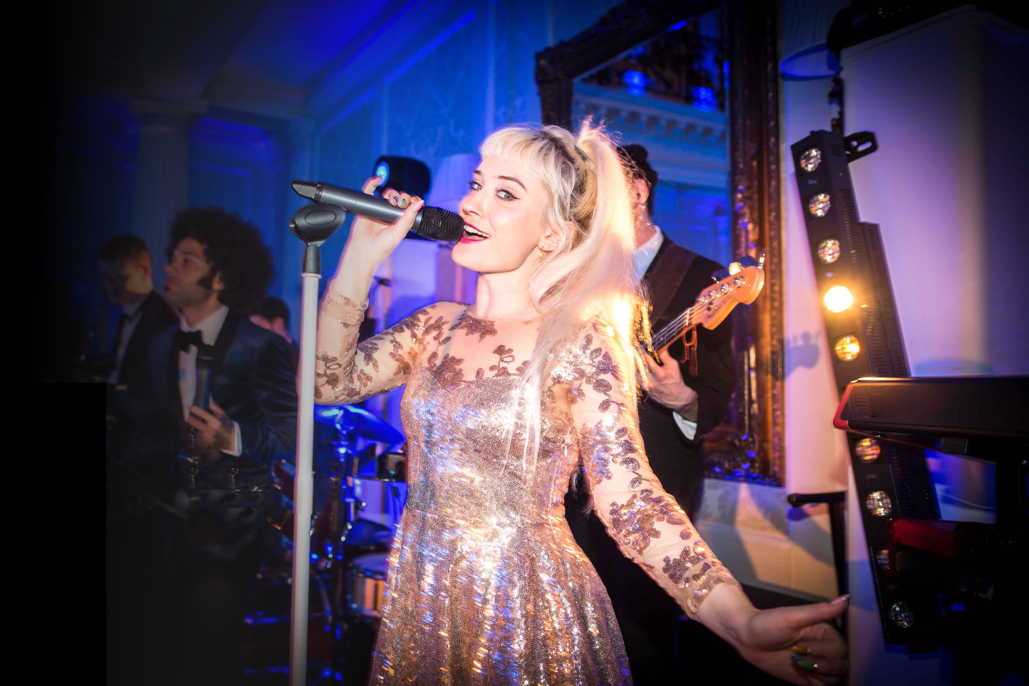 Hedsor House Singer Party