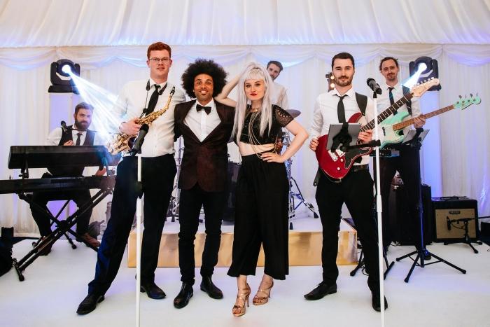 7 Piece Wedding Band Hertfordshire