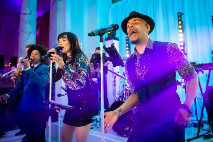 3 Singers The Landmark London