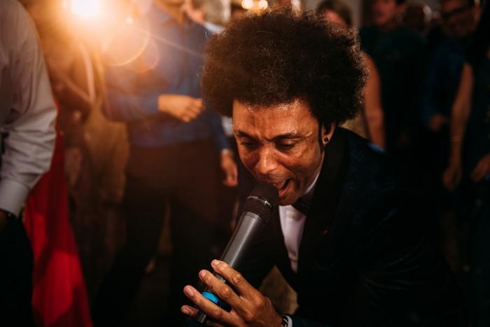 Singer Hitchin Band Wedding