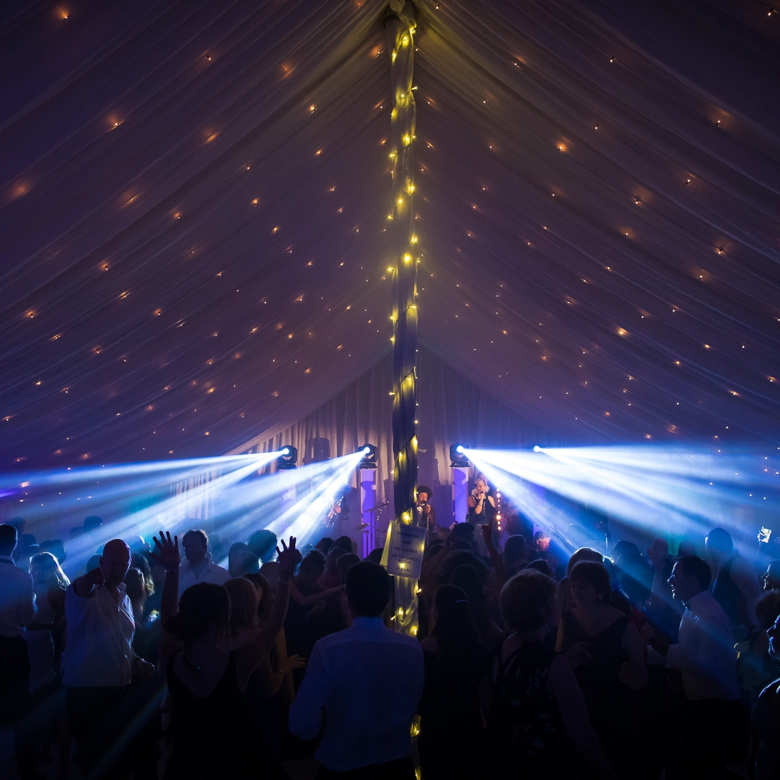 Marquee event production